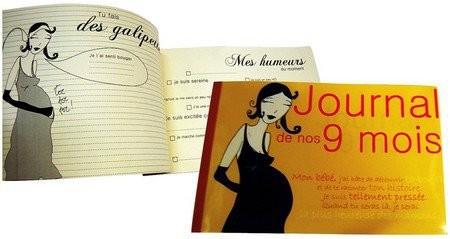 journal de bord grossesse
