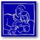 label maternité et accouchement