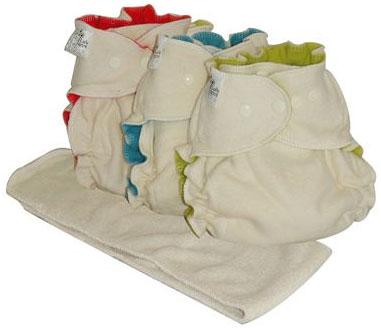 couches lavables bébés