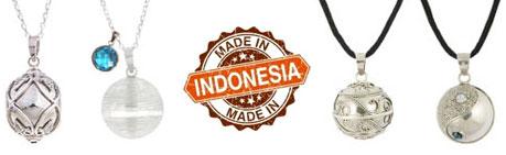 bolas de grossesse indonésiens