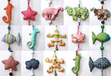 guirlandes décoration chambre enfant