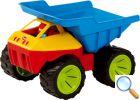 camion bébé plage