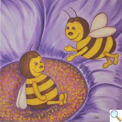 tableau chambre bébé