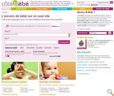 côté bébé portail information grossesse et parents